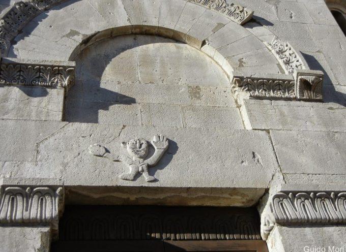 La Pieve S. Giorgio di Brancoli ed il Brancolino