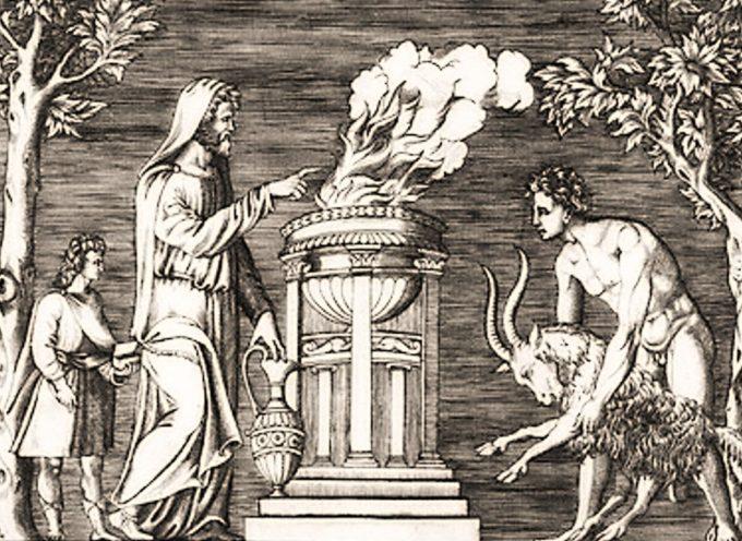 Antica Roma, 11 Dicembre: Feste di Agonalia, in onore del Sol Invictus e dedicatio del tempio  Ianus –
