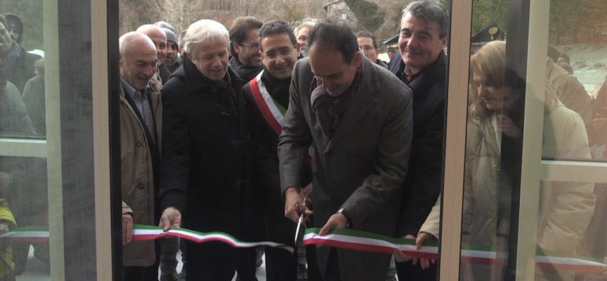 Inaugurata la nuova sede della Cooperativa Apuana[VIDEO]