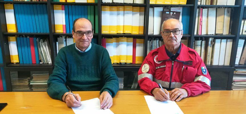Aumenta la sicurezza idraulica in Valle del Serchio con la convenzione tra il Consorzio e Associazione nazionale Carabinieri: