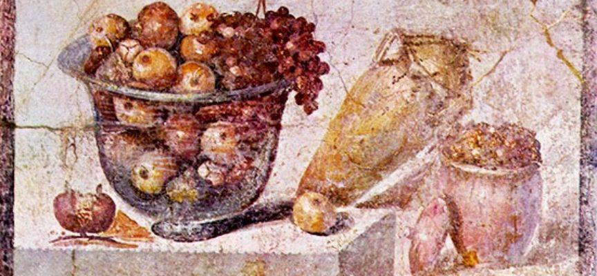 """Nell'Antica Roma, 17-23 Dicembre: i Saturnalia: il concetto di """"strenna"""" dal boschetto sacro alla Dea Strenia, antenata di Befana e Streghe"""
