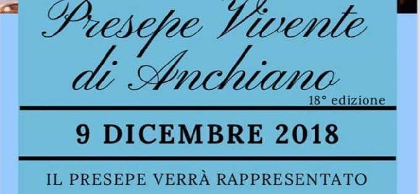 Domenica 9 dicembre torna la magia del Presepe ad Anchiano di Borgo a Mozzano