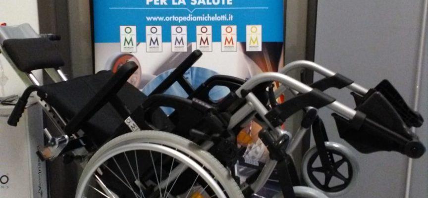 Il Real Collegio e Lucca senza barriere onlus si sono attivati per garantire il corretto utilizzo dell'ascensore durante Il Desco 2018