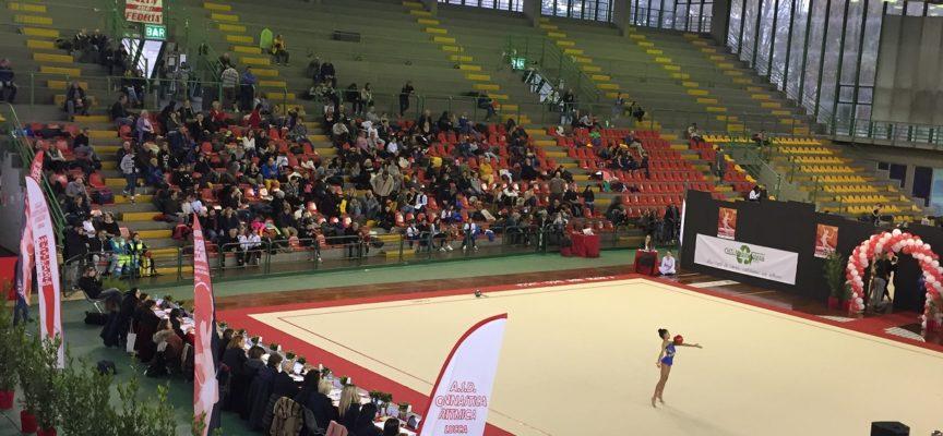 LUCCA – Torna il Trofeo Irene Bacci per la ginnastica ritmica