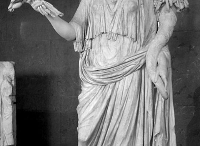 Nell'Antica Roma, 19 Dicembre: Opalia (e terzo giorno Saturnalia)