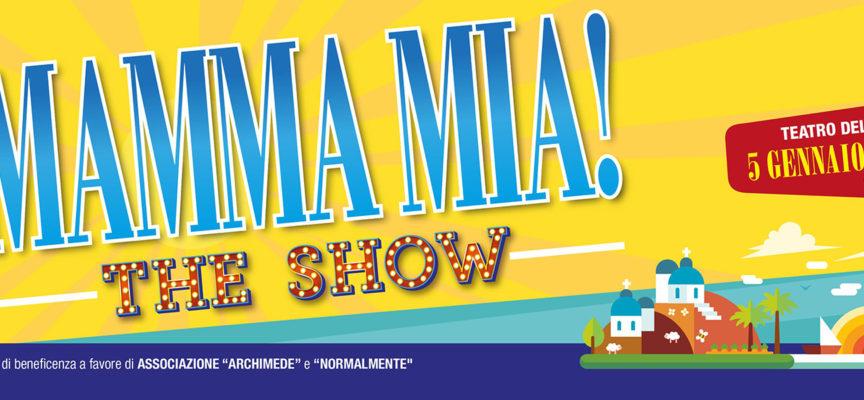 SPETTACOLO E SOLIDARIETA'-Mamma Mia – Con 18 coristi, 9 solisti