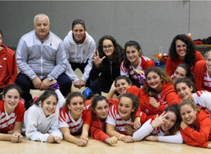 LA  Polisportiva Capannori Volley,  torna alla vittoria contro l'Upc