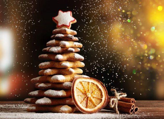 alberelli di Natale commestibili da portare sulle tavole