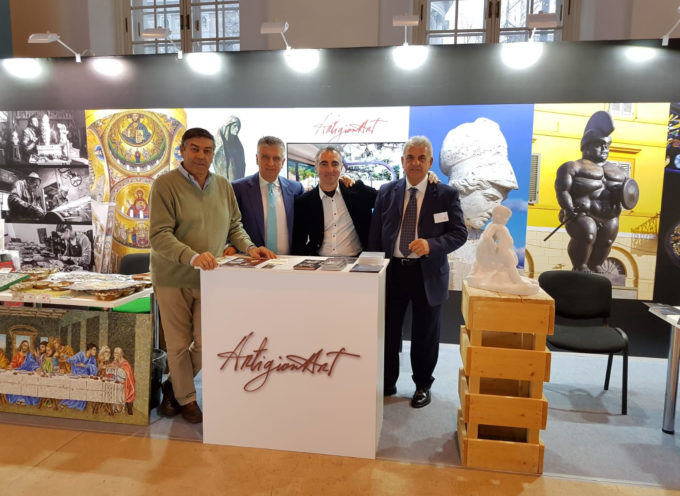 "Cultura: Artigianart (Pietrasanta) a Mosca, anteprima mondiale per progetto ""Sun House"""