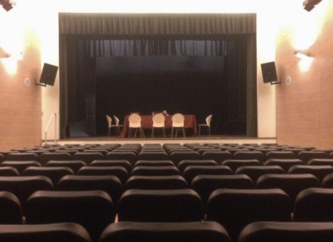 Riparte per il 2019  una nuova,  stagione di spettacolo all'auditorium Da Massa Carrara di Porcari.