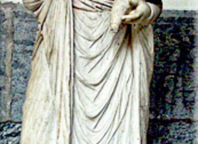 Nell'Antica Roma, 3 Dicembre: Festa di Bona e i riti Damia