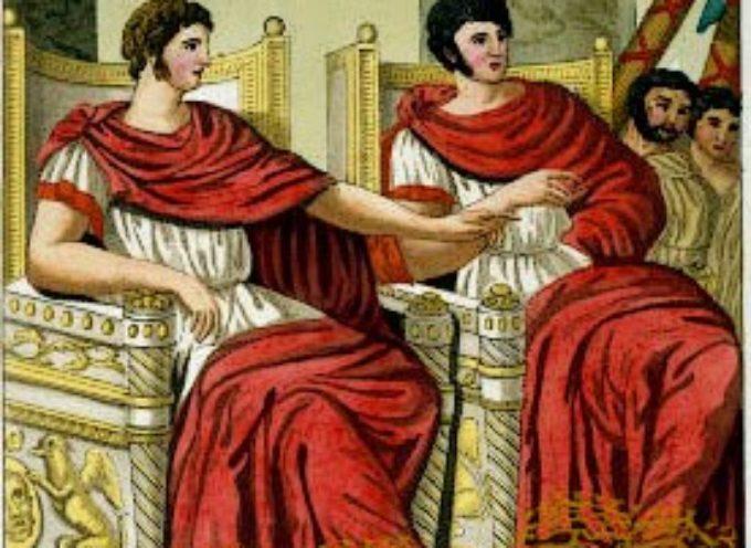 Nell'Antica Roma, 1 Gennaio: entrata in carica dei Consoli