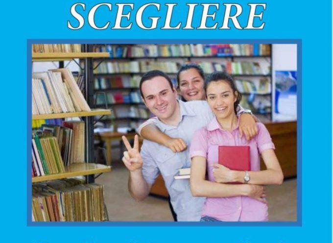 """ISTRUZIONE:LA PROVINCIA PUBBLICAON LINE""""CONOSCERE PER SCEGLIERE"""","""