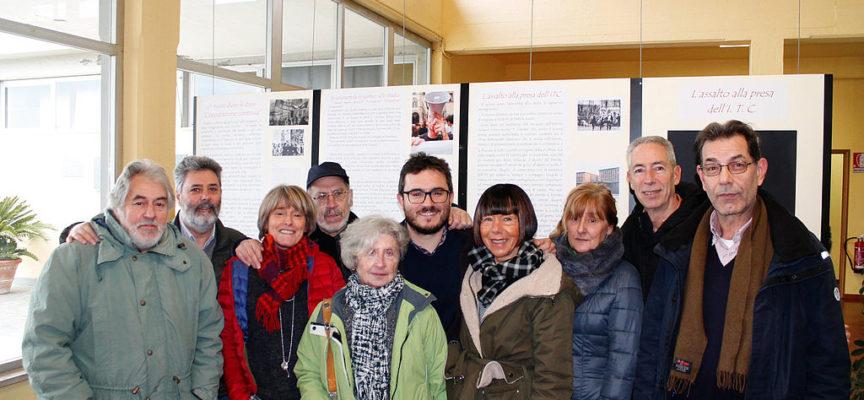 """Inaugurata in Comune di capannori – la mostra """"Era l'autunno del 1968"""""""