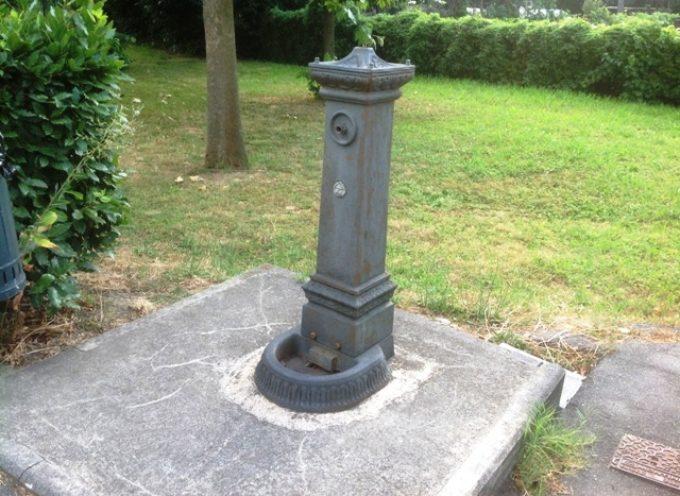 LUCCA – Revocata l'ordinanza sulle due fontane: le analisi hanno confermato i parametri microbiologici nella norma