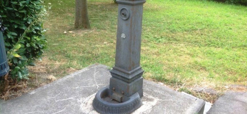 lucca – Sospetta contaminazione, chiuse due fontane