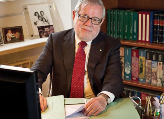 """Giovanni Maria Flick presenta a Lucca il suo ultimo libro """"La Costituzione: un manuale di convivenza"""""""