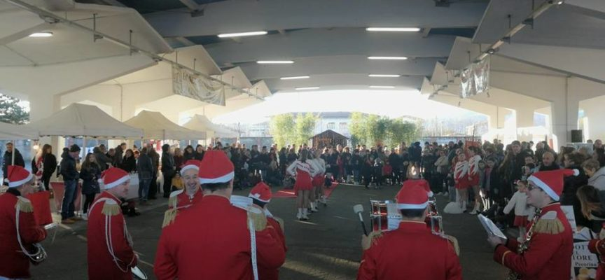 a Marlia c'è Babbo Natale e i mercatini natalizi dalle ore 10 alle 19
