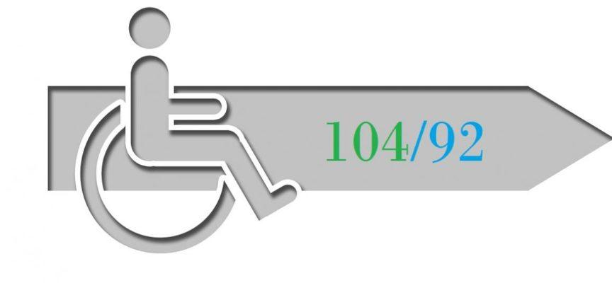 Chi usa i permessi della Legge 104 non per assistere il disabile viene licenziato.
