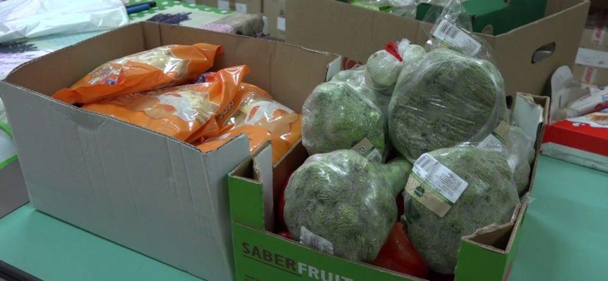 Natale solidale: crescono le famiglie in cerca di un pasto