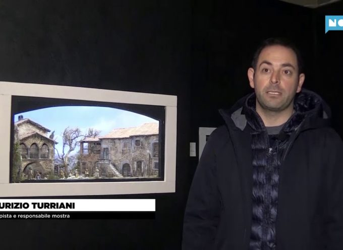 presepi in mostra a Pieve Fosciana fino al 20 gennaio
