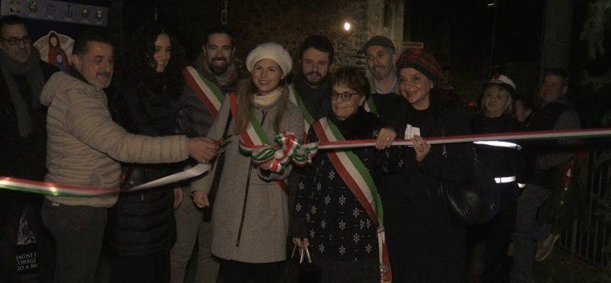 A Gello l'edizione 2018 della Valle dei Presepi.