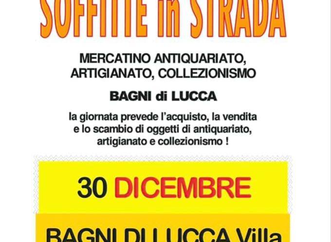 Soffitte in Strada!!  a Bagni di Lucca