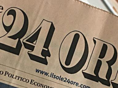 """Qualità della vita, il """"Sole 24Ore"""" promuove la provincia di Lucca"""
