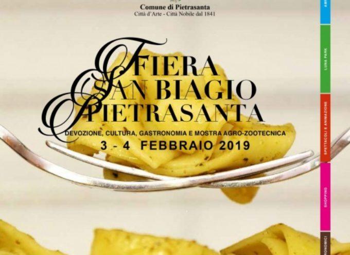 PIETRASANTA – 19 ristoranti x 19 menu speciali, San Biagio di…gusto dal 28 gennaio