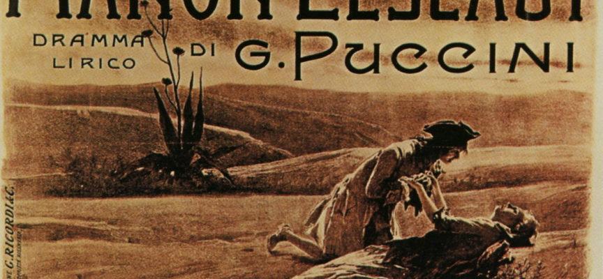 Accadde oggi: 1° Febbraio 1893, prima rappresentazione di Manon Lescaut: il successo che consacra per sempre Giacomo Puccini da Lucca!