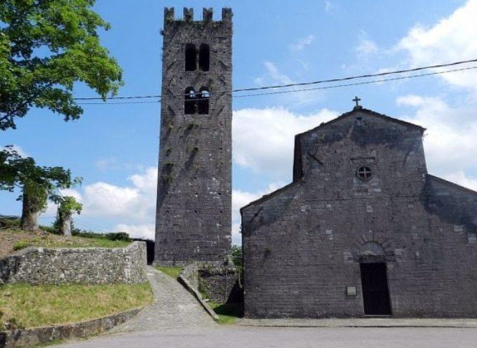 misteri della Pieve di San Paolo a Vico Pancellorum