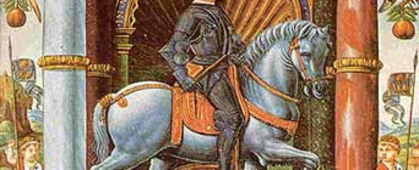 Accadde oggi, 19 Gennaio 1415: a Siena, una nobildonna a capo di tessitori scaccia il fondatore della dinastia degli Sforza