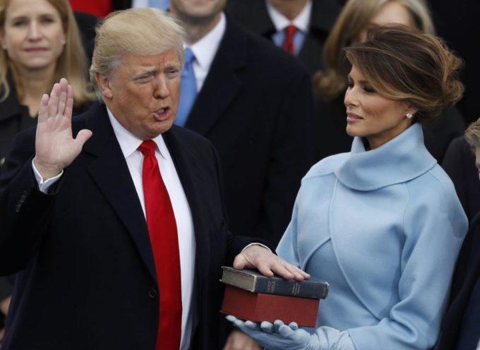 Accadde oggi, (e accade ancor oggi!) 20 Gennaio: data dell'Insediamento dei Presidenti degli Stati Uniti d'America