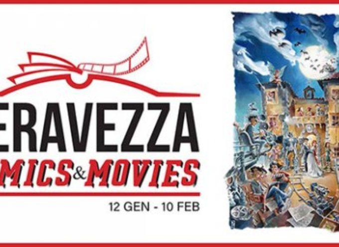 LA MANIFESTAZIONE SERAVEZZA COMICS&MOVIES