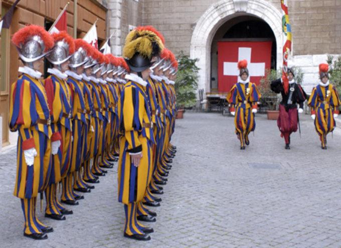 Accadde oggi, 22 Gennaio 1506: da questa data, le Guardie Svizzere sono al servizio del Papa