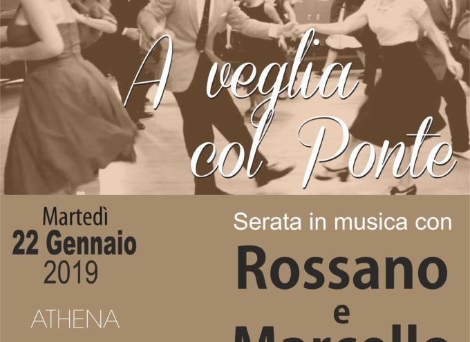 SERATA IN MUSICA DEDICATA AGLI ANNI '60 E '70 AL MUSEO ATHENA