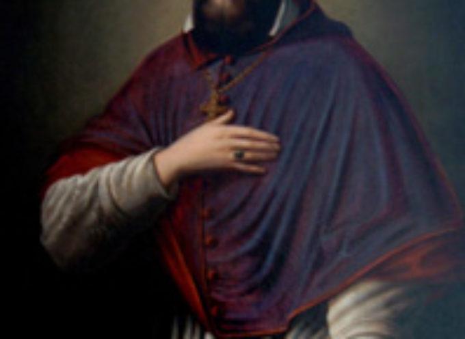 Il Santo del giorno, 24 Gennaio: S. Francesco di Sales, patrono dei Giornalisti