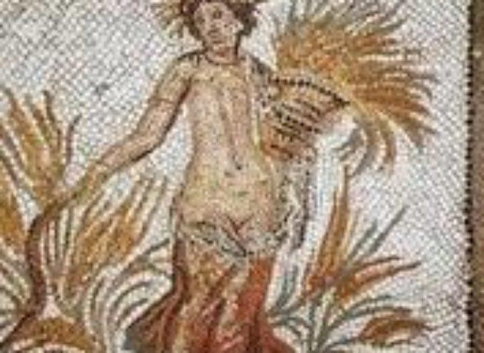 Nell'Antica Roma, 25 Gennaio, Feriae Sementivae, feste dell'avvenuta semina