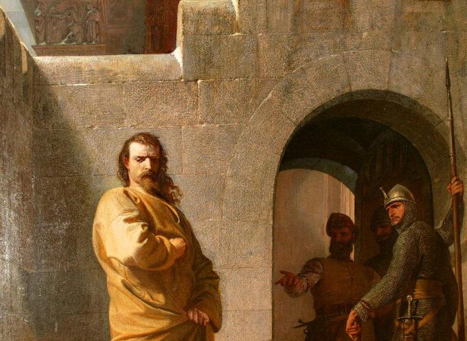 Accadde oggi, 28 Gennaio 1077: Enrico IV, Imperatore del Sacro Romano Impero si prostra davanti a Gregorio VII che l'ha scomunicato