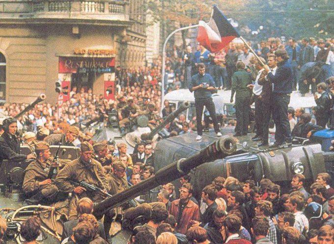ACCADDE OGGI – Il 5 gennaio inizia la Primavera di Praga