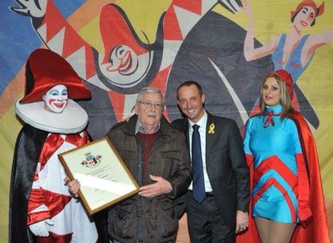 Addio a Renato Verlanti, maestro geniale del Carnevale