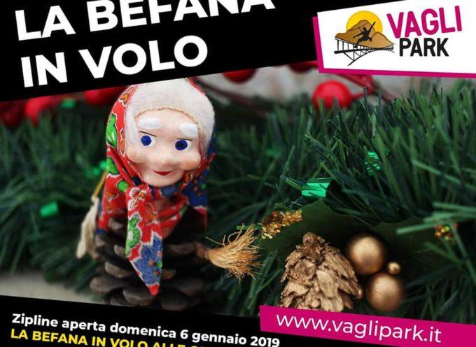 Domenica 6 Gennaio festeggiamo a Campocatino- la befana