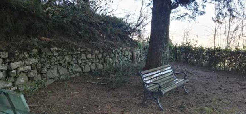 Il Movimento Civico di centrodestra denuncia la situazione di abbandono del cimitero di Gioviano: