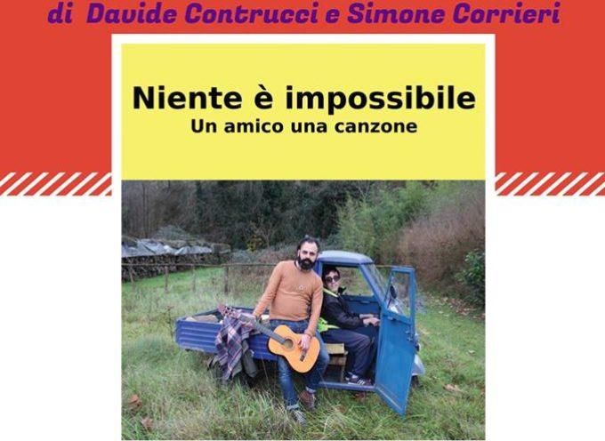 """alla fondazione lazzereschi – il piacere di ospitare Davide Contrucci e Simone Corrieri per la presentazione del libro """"Niente è impossibile,"""