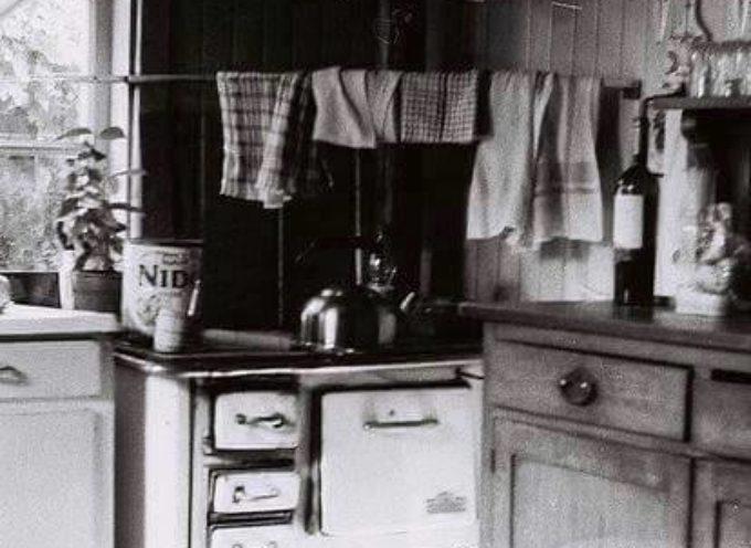 La cucina economica….