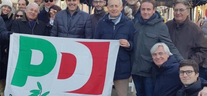 SUCCESSO DELLA MANIFESTAZIONE DEL PD CONTRO LA MANOVRA DEL GOVERNO GIALLOVERDE