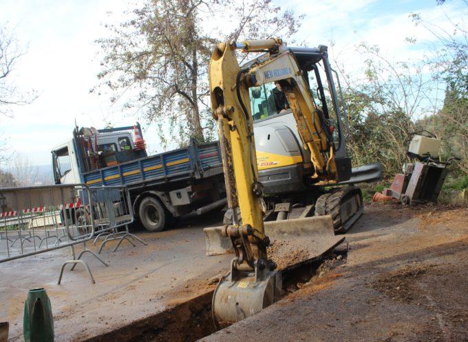 PIETRASANTA –  intervento sulla rete acquedotto, mercoledì 16 gennaio sospesa erogazione acqua in via Berni e via Lombardi