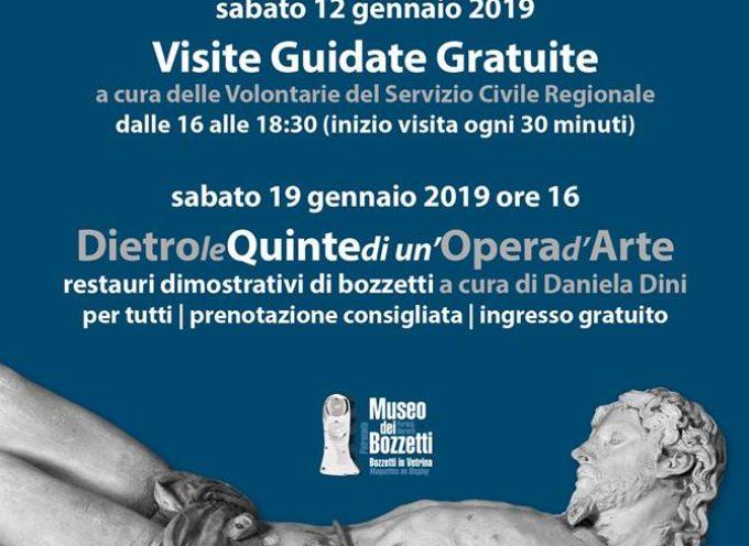 PIETRASANTA – Arte: Storie di Gessi, tour guidato gratuito a Palazzo Panichi.