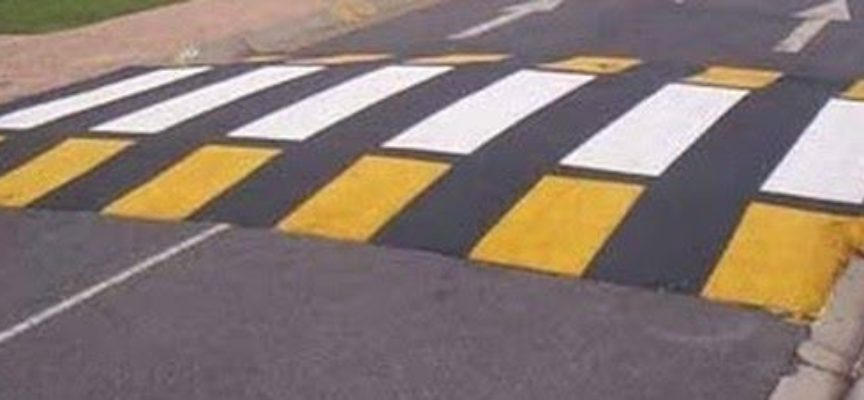 CAPANNORI –  Affidati i lavori per una prima trance di attraversamenti pedonali rialzati