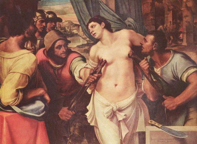 Il Santo del giorno, 5 Febbraio: S. Agata, Patrona di Catania, Palermo, della Repubblica di San Marino e Malta, compatrona di Pistoia,
